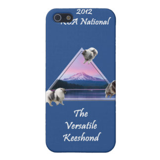 2012 KCA Logo Case for iPhone 3/3G (Navy) Covers For iPhone 5