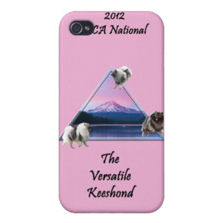 2012 KCA Logo Case for iPhone 3/3G (Pink) Cases For iPhone 4