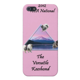 2012 KCA Logo Case for iPhone 3/3G (Pink) Cover For iPhone 5