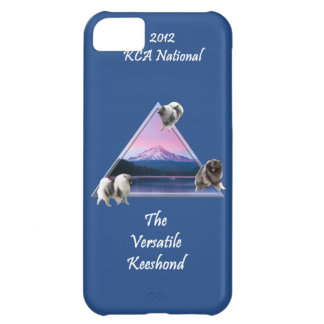 2012 KCA Logo Case (Navy) for iPhone 5 iPhone 5C Case