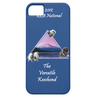 2012 KCA Logo Case (Navy) for iPhone 5 iPhone 5 Cover