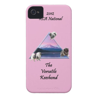 2012 KCA Logo Case (Pink) for iPhone 4/4s iPhone 4 Cover