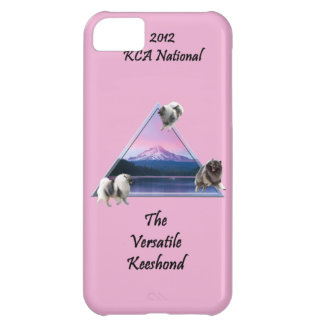 2012 KCA Logo Case (Pink) for iPhone 5 iPhone 5C Cases