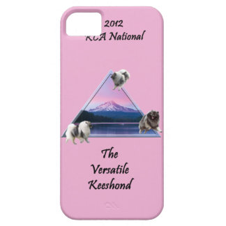 2012 KCA Logo Case (Pink) for iPhone 5 iPhone 5 Covers