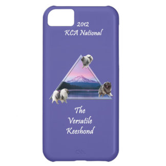2012 KCA Logo Case (Purple) for iPhone 5 iPhone 5C Cover