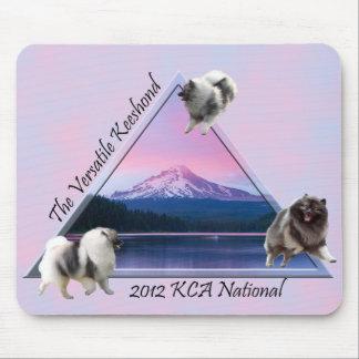 2012 KCA Logo Mousepad
