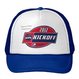 2012 Kickoff Cap Trucker Hat