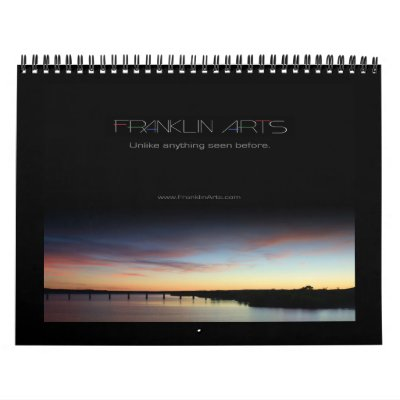 2012 Landscape Calendar