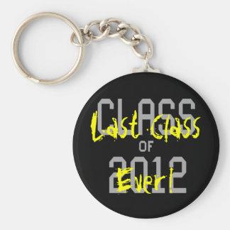 2012 Last Class Ever Keychain