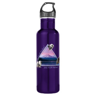 2012 Logo Stainless Steel Water Bottle