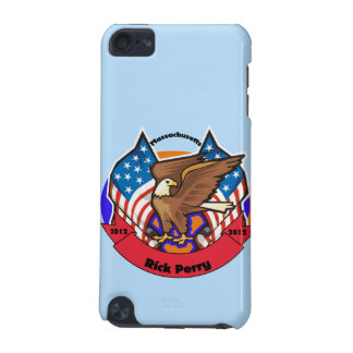 2012 Massachuetts for Rick Perry iPod Touch (5th Generation) Case