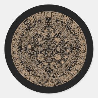 2012 Maya Calendar Sticker