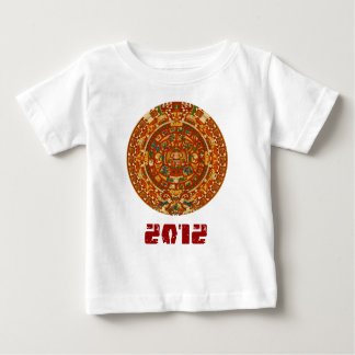 2012 Mayan Calendar Baby T-Shirt