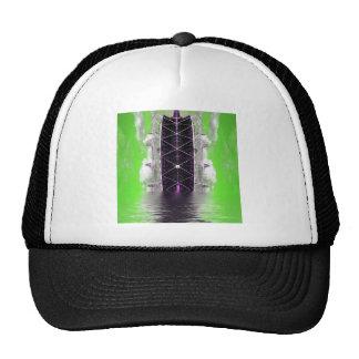 2012 melting pot trucker hat
