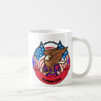 2012 Mississippi for Herman Cain Mug