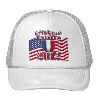 2012 Modern Pentathlon Trucker Hat