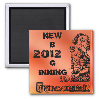 2012 new big inning magnet
