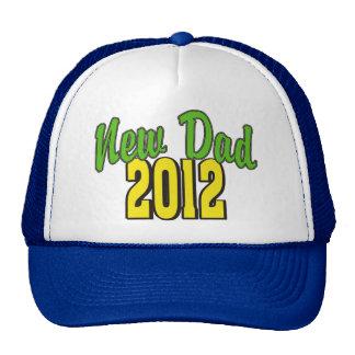 2012 New Dad Hats