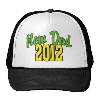 2012 New Dad Trucker Hat