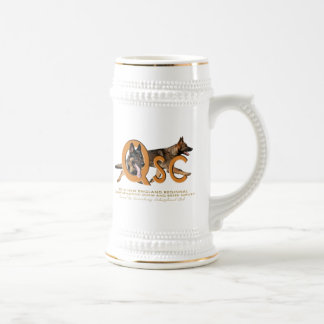2012 New England Conformation Show 18 Oz Beer Stein