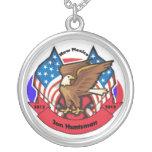2012 New Mexico for Jon Huntsman Custom Necklace