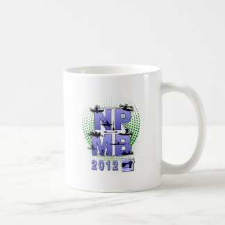 2012 NPMB CLASSIC WHITE COFFEE MUG