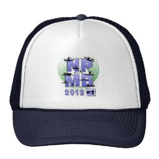 2012 NPMB TRUCKER HAT