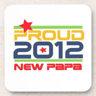 2012 nuevos camisetas y regalos orgullosos de la p posavaso