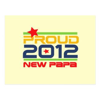 2012 nuevos camisetas y regalos orgullosos de la postales