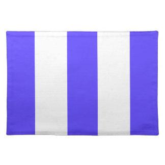 2012 nuevos regalos purpúreos claros y blancos de  mantel individual