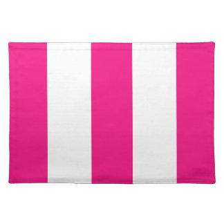 2012 nuevos regalos rosados y blancos brillantes d manteles individuales