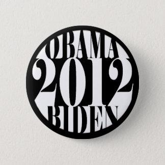 2012 Obama / Biden Button