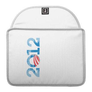 2012-OBAMA Vintage.png Sleeves For MacBooks