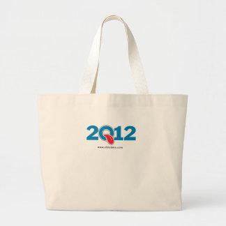 2012 Oblahma Canvas Bag