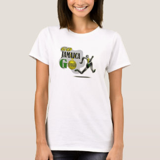 2012 Olympic Games Team Jamaica Fan T-Shirt