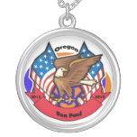 2012 Oregon for Ron Paul Necklaces