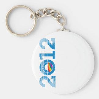 2012 ORGULLO OBAMA Vintage.png Llaveros Personalizados