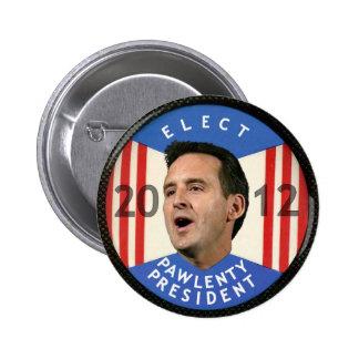2012 Pawlenty Pin