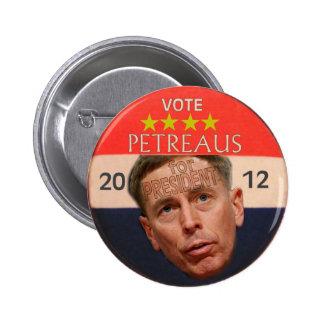 2012 Petreaus pin