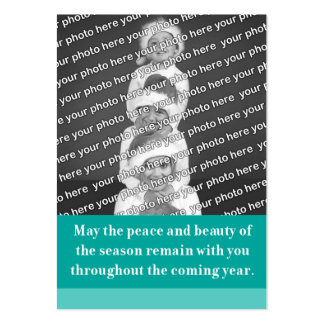 2012 Pocket Calendar Give Away for Christmas Business Cards