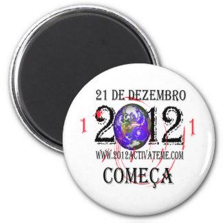 2012 portugese iman para frigorífico