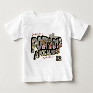 2012-Post-Apocalypse Camisas