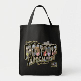 2012-Post-Apocalypse Tote Bag