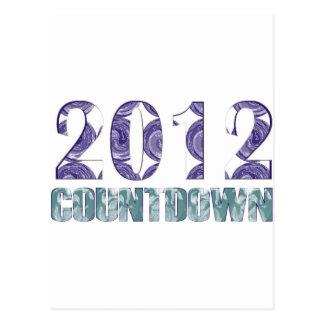 2012 POST CARD