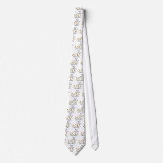 2012 Prepared Not Scared Neck Tie
