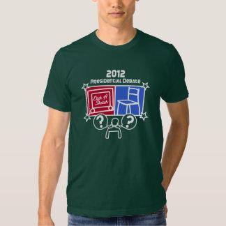 2012 Presidential Debate T-Shirt