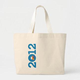 2012 PRIDE OBAMA TOTE BAG