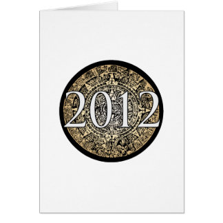 2012 Prophecy Card