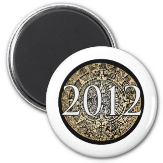 2012 Prophecy Magnet