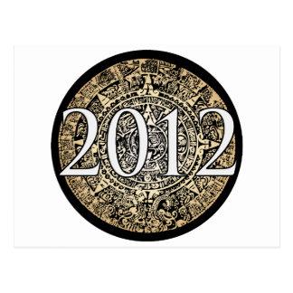 2012 Prophecy Postcard